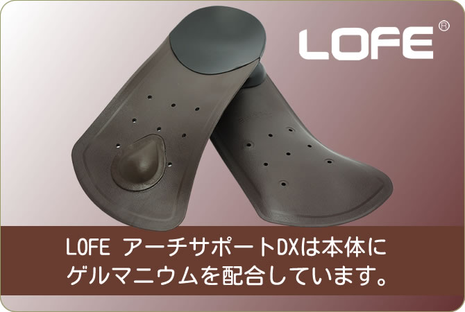 LOFEアーチサポート DX